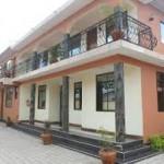 Arusha Resort hotel.