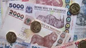Tanzania Shilings.