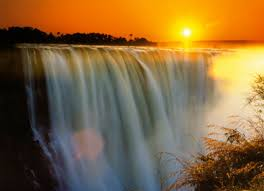 Amazing Zimbabwe waterfalls tour
