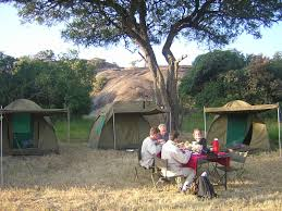 Tanzania Tours and Safaris Camping
